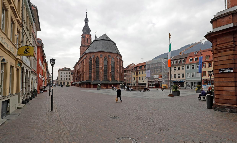 In Duitsland Komen De Maatregelen Tegen Het Virus Traag Op Gang Trouw