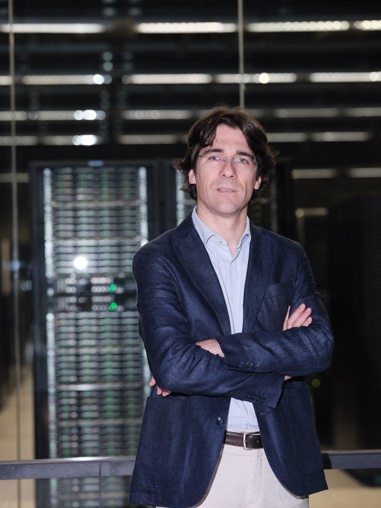 Josep Martorell is adjunct-directeur van het Barcelona Supercomputing Center. Beeld Dani Pujalte