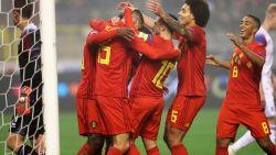 Eén troost na Zwitserland: Rode Duivels blijven minstens tot april de FIFA-ranking aanvoeren