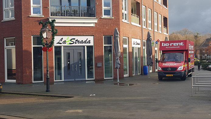 Het Vughtse restaurant La Strada kon het hoofd niet meer boven water houden vanwege de lockdown.