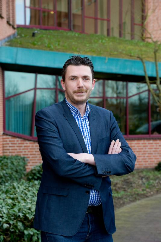 Sander van Alfen: ,,We staan er helemaal niet beroerd voor.''