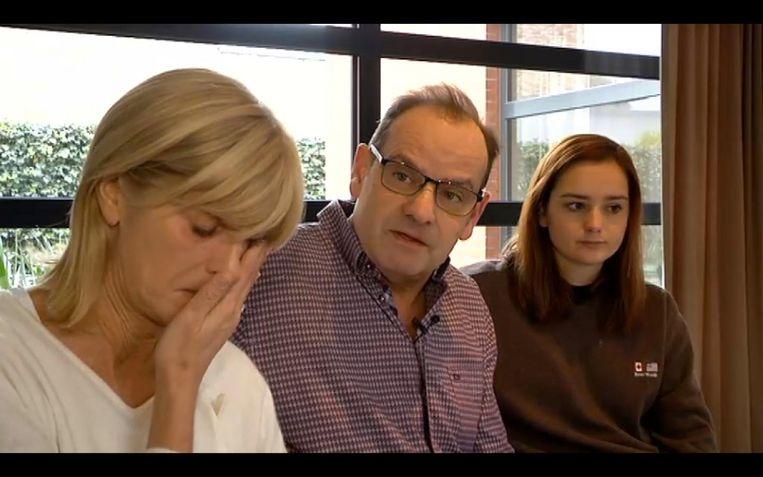 De ouders en vrienden van Marc deden in november nog een oproep op RTV, toen Marc nog vermist was.