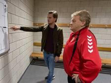 Henk van Hattum verrast spelers DVG met besluit te stoppen
