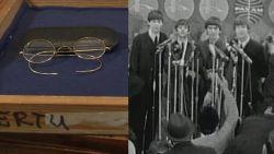 """Bril John Lennon geveild: """"Hij gaf de bril aan zijn huishoudster voor een verkleedfeest"""""""