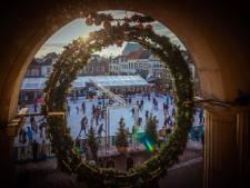 Geen ijsbaan op de Markt in Harderwijk dit jaar
