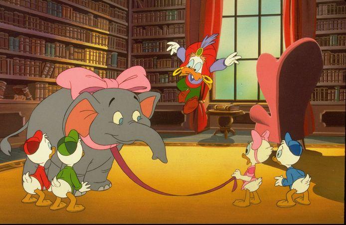 Onder anderen Bob van der Houven, de man achter de stemmen van Kwik, Kwek en Kwak in Ducktales, komt naar de Magical gifts winkel in Dordrecht.