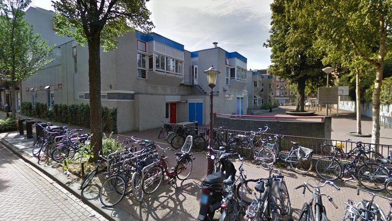De JP Coenschool. Beeld Google Streetview