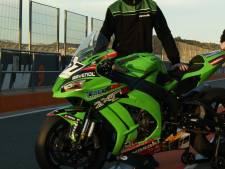 Motorcoureur Vasco der Valk debuteert met zevende plek in ONK Supercup 1000