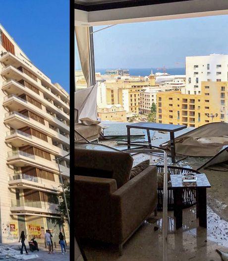 De explosie van Beiroet dreunt na bij de familie Laham in Vianen: 'Het leek wel een soort van atoombom'