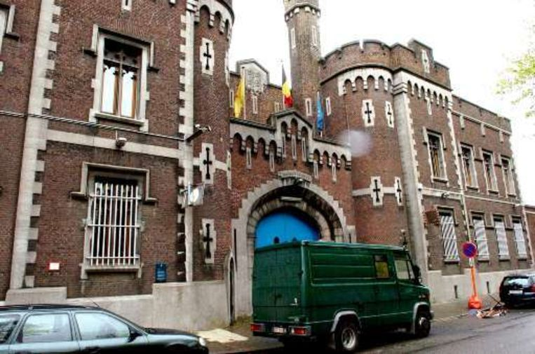 De gevangenis van Bergen, archiefbeeld.