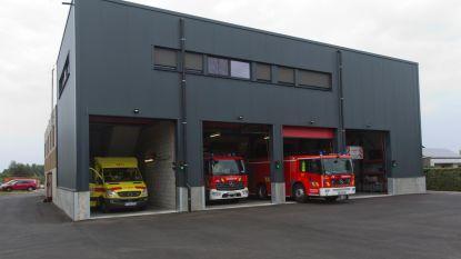 Nieuwe brandweerpost geopend