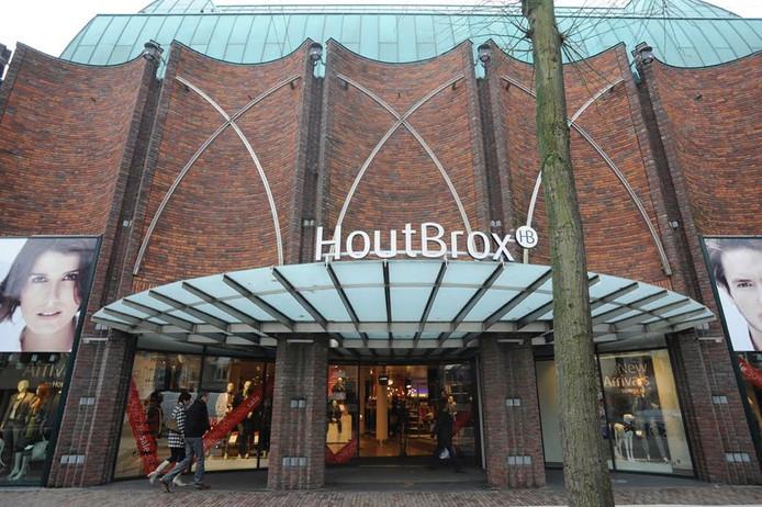 De vestiging van HoutBrox in Uden