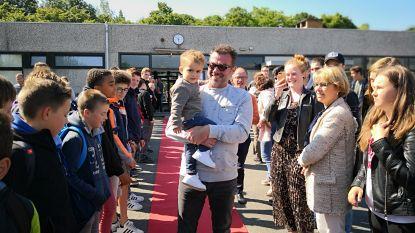 VIDEO - 't Saam campus Cardijn neemt afscheid van steunpilaar Eddy