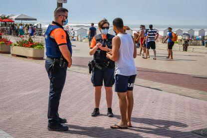 Ook Knokke-Heist weigert dagjestoeristen en voert grootschalige controles in