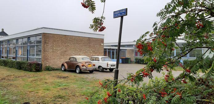 De voormalige Mauritsschool aan de Veldovenstraat maakt plaats voor een woonzorgcomplex van de Baalderborg Groep.