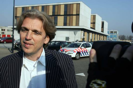 Advocaat Arthur van der Biezen