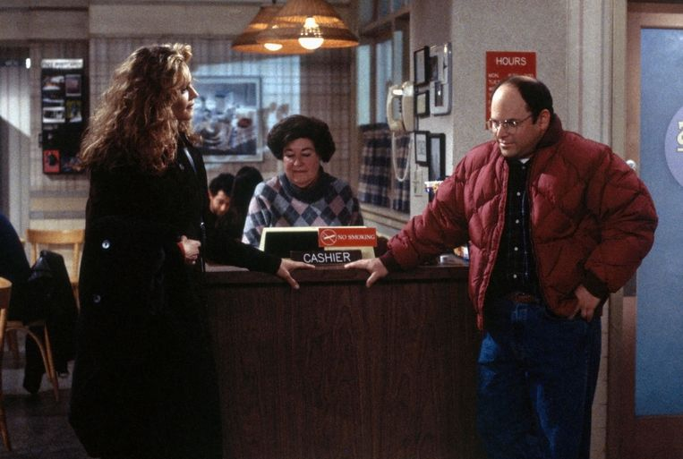 George Costanza  in Seinfeld.  Beeld NBCUniversal via Getty Images