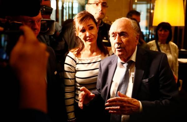 **Een WK voetbal is niet compleet zonder Sepp Blatter, vindt hijzelf: 'Dit is mijn WK'**