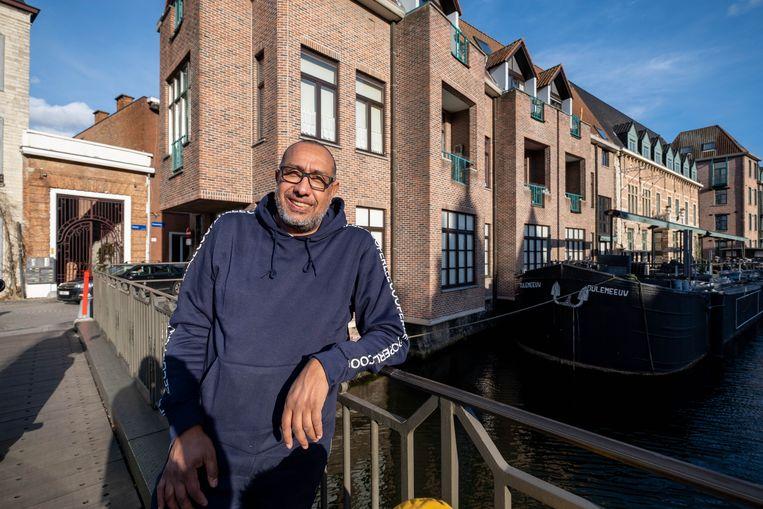 Sabri Abdelhak opent weldra het restaurant aan de Kraanbrug