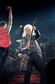 Queen treedt op tijdens uitreiking Oscars