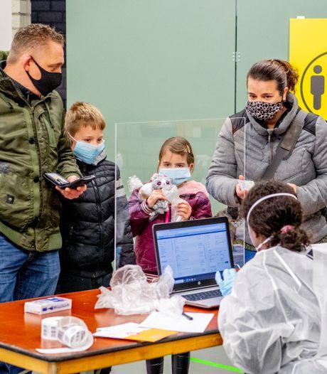XL-coronateststraat in Utrecht krijgt loket voor kinderen