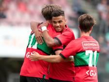 NEC opent jacht op een top 5-klassering in Leeuwarden