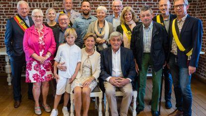 Goud voor Roger Staes en Ida Asselberghs