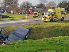 Traumahelikopter ingezet na ongeluk bij Vollenhove, slachtoffer naar het ziekenhuis