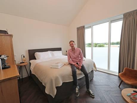 Trotse eigenaar nieuwe bed and breakfast: 'Rockanje is een heerlijke plek'