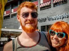 Koper, kastanje en vuurrood: roodharigen voelen zich thuis in Tilburg