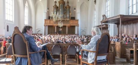 Boekenweek begint in Zeeland goed met dubbelinterview Jan Siebelink en Murat Isik