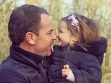 Operatie ernstig ziek dochtertje Chantal Bles en Robert Doornbos geslaagd