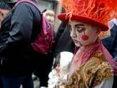 Drukke Halloween-koopzondag in Borne