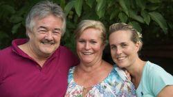 """Wendy Jans (36) overwint samen met haar ouders corona: """"Het is kantje boordje geweest, nu gaan we nog meer van het leven genieten"""""""