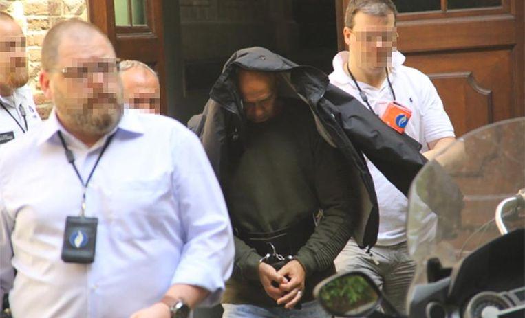 Verdachte Marco L. verscheen gisterochtend voor de onderzoeksrechter in Turnhout.