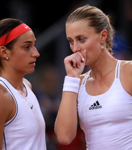 Australië treft Frankrijk in finale Fed Cup