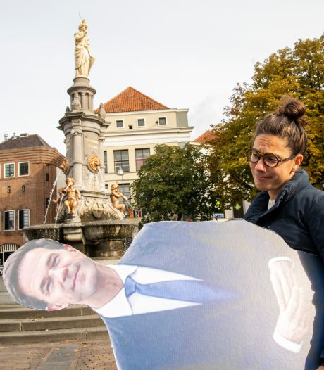 Op pad met Mark Rutte in Deventer: van pleur hem maar in de sloot tot groot respect voor de premier