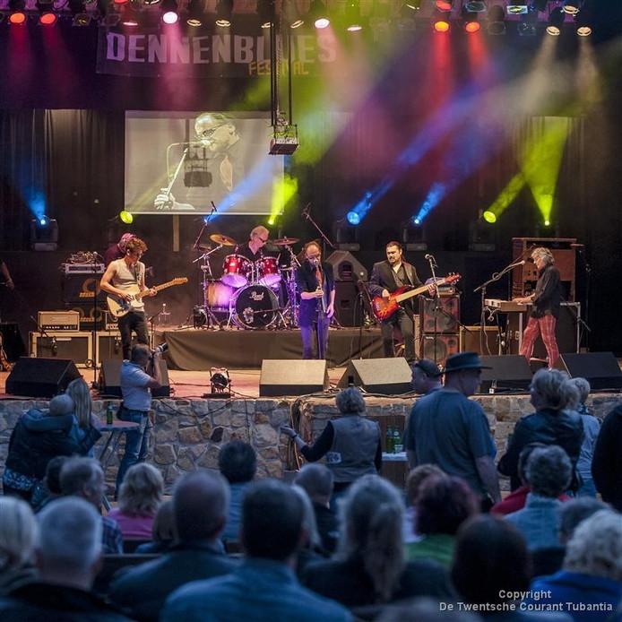 Vorig jaar vierde Dennenblues haar tienjarig jubileum