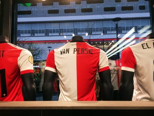 De naam staat al op het shirt, het nummer volgt nog.