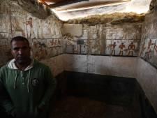 Archeologen ontdekken 4.400 jaar oude tombe van Egyptische priesteres Haptet