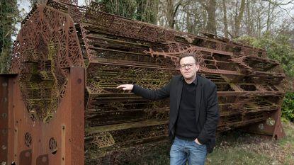 Wim Delvoye wint strijd tegen windmolens