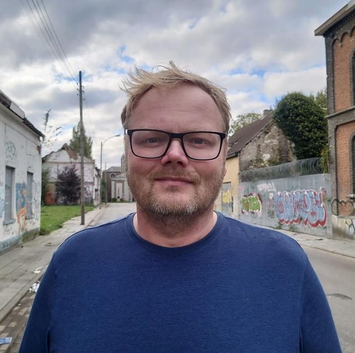 Sander Arkesteijn, raadslid voor de PGB in Oisterwijk.