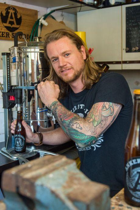 Daan Koch uit Eindhoven is een roekeloze, impulsieve brouwer