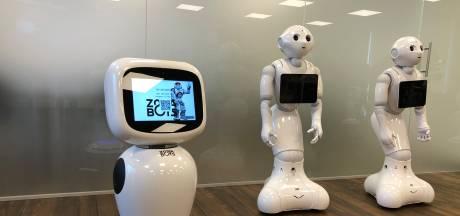 Un robot permet aux personnes âgées de rester en contact avec leurs proches