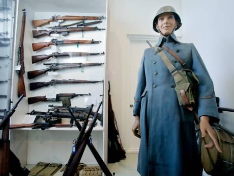 Dit is waarom de wapens van het oorlogsmuseum tijdelijk waren verdwenen