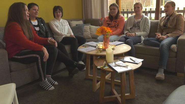 Meiden met beperking leren zelfstandig wonen: 'Woon liever hier dan thuis'