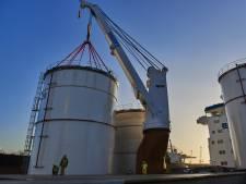 Bouwers van opslagtanks gaan samen, fusiebedrijf met meer dan duizend personeelsleden