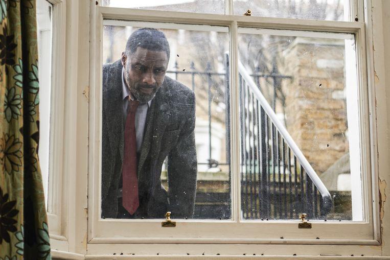 Idris Elba als Luther. Beeld BBC