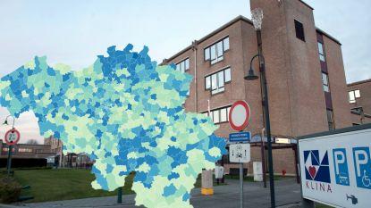 Wat is er aan de hand in het noorden van Antwerpen? Regio kent opvallend late piek in coronagevallen