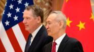 """""""Deze maand handelsoverleg tussen VS en China op hoog niveau"""""""